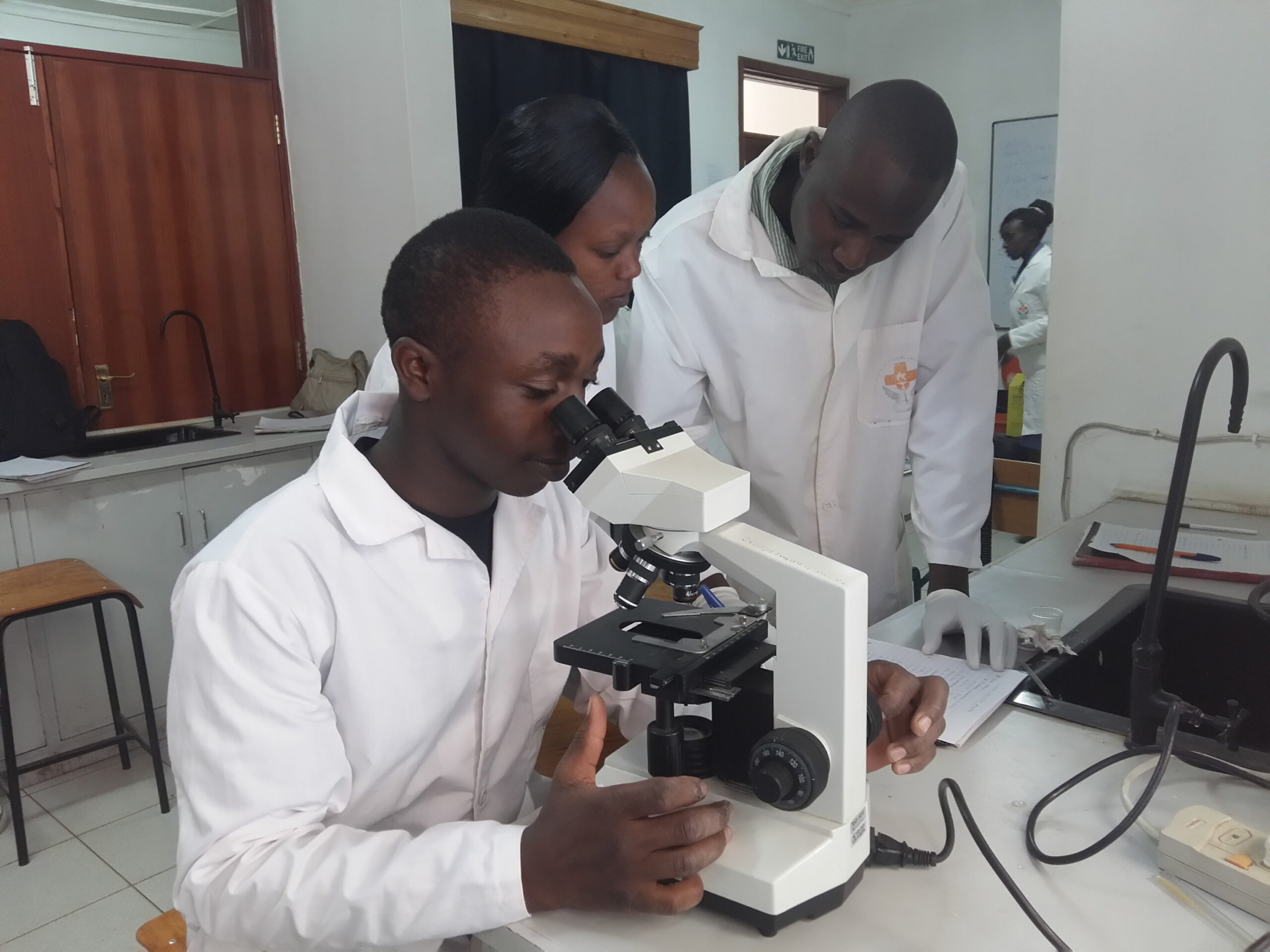 certificate in medical laboratory science example