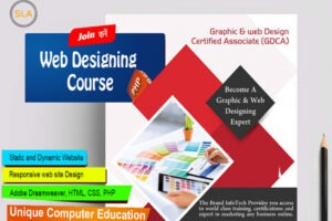 editable certificate course in web designing doc