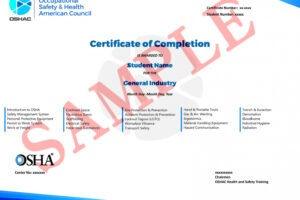 editable confined space training certificate template