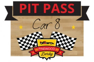 editable pinewood derby award certificate template doc