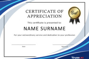 editable safety award certificate template ppt