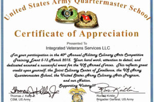 free army promotion certificate template pdf