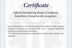 free forex trading certificate course sample