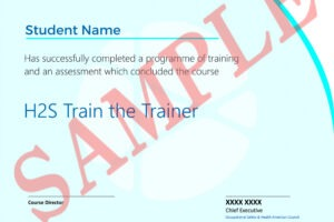 free osha certificate template excel