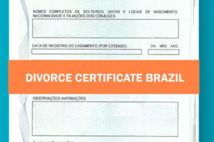 free translation of divorce certificate template example
