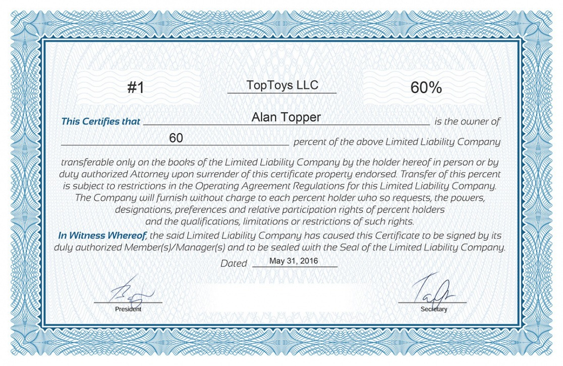 how to get a corporation stock certificate template example
