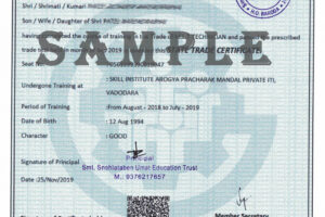 how to get a medical lab technician certificate excel