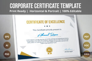 how to get a my certificate template sample