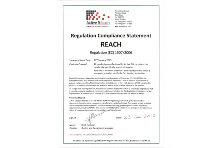 rohs compliance certificate ppt template withcatalonia
