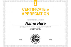 how to get a safety award certificate template doc