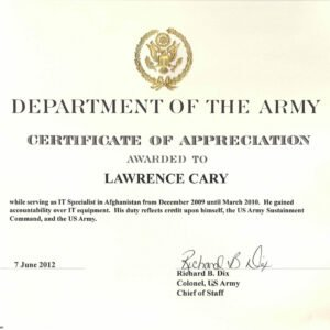 how to make a army promotion certificate template example