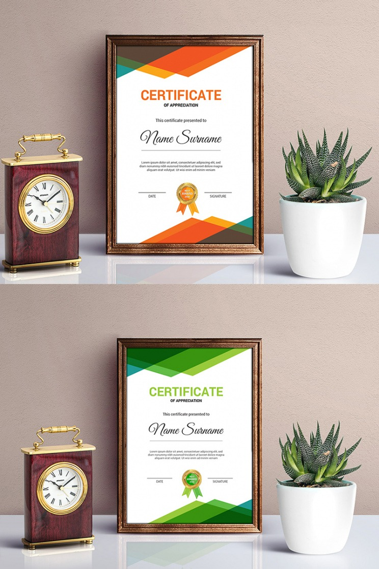 how to make a business award certificate template pdf