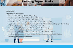 how to make a certificate course in clinical psychology doc