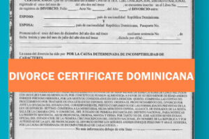 how to make a translation of divorce certificate template