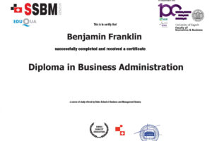 editable certificate course in business management pdf