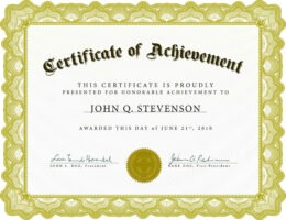 editable employee of the month certificate template with picture sample