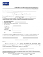 sample unit trust certificate template ppt