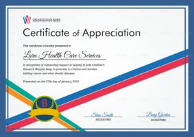 free day care certificate template pdf
