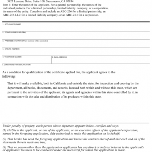 printable certificate of compliance form template doc