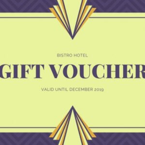editable hotel gift certificate template example