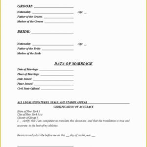 sample death certificate translation template english to spanish doc