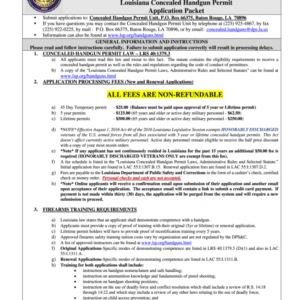 editable concealed carry certificate template doc