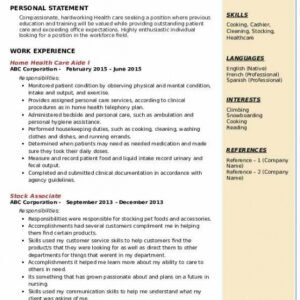 editable home health aide certificate template word