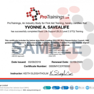 free cpr first aid certificate template word