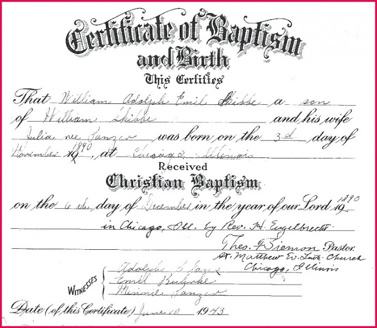 free renewal of marriage vows certificate template