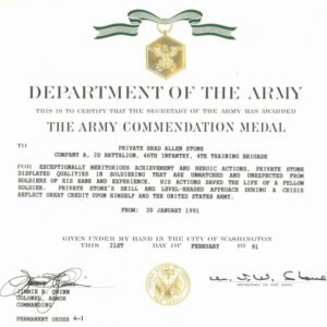 printable air force certificate of appreciation template example