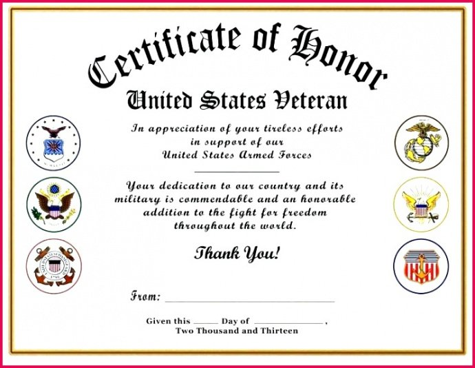 what is a air force certificate of appreciation template doc
