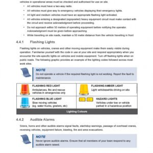 Best Health And Safety Handbook Template Excel Sample